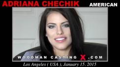 Casting of ADRIANA CHECHIK video