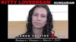 Casting of KITTY LOVEDREAM video