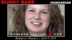 Casting of BUNNY BABE video