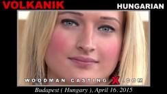 Casting of VOLKANIK video