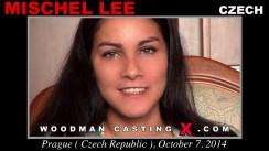 Casting of MISCHEL LEE video