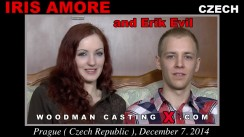 Casting of IRIS AMORE video
