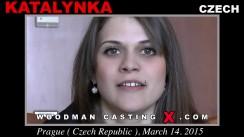Casting of KATALYNKA video