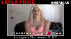 Casting of LAYLA PRICE video