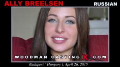 Casting of ALLY BREELSEN video