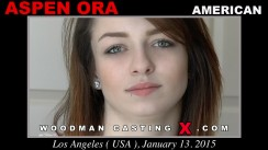Casting of ASPEN ORA video