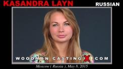 Casting of KASANDRA LAYN video