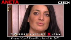 Casting of ANETA video
