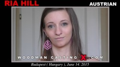 Casting of Ria Hill video