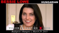Casting of BESSIE LOWE video