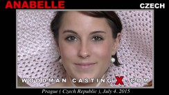 Casting of ANABELLE video
