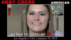 Casting of ABBY CROSS video