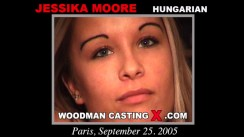 Casting of JESSICA MOORE video