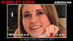 Casting of KINSLEY EDEN video
