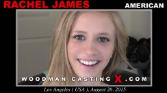 Casting of RACHEL JAMES video