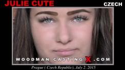 Casting of JULIE CUTE video