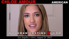 Casting of CHLOE AMOUR video