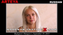 Casting of ARTEYA video