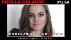 Casting of ENOLLA CALABRE video