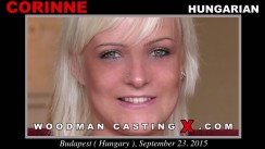 Casting of CORINNE video