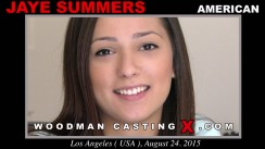 Casting of JAYE SUMMERS video