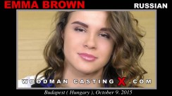 Casting of EMMA BROWN video