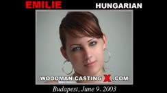 Casting of EMILIE video