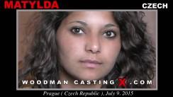 Casting of MATYLDA video