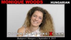 Casting of MONIQUE WOODS video