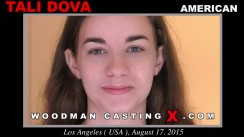 Casting of TALI DOVA video