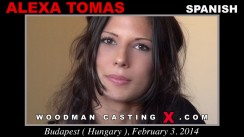 Casting of ALEXA TOMAS video