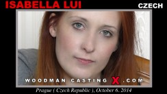 Casting of ISABELLA LUI video