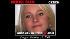 Casting of NIKKI SUN video