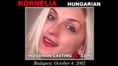 Casting of KORNELIA video