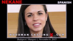 Casting of NEKANE video