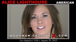 Casting of ALICE LIGHTHOUSE video