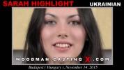 Sarah Highlight