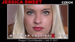 Casting of JESSICA SWEET video