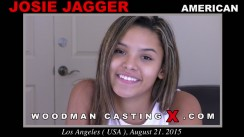 Casting of JOSIE JAGGER video