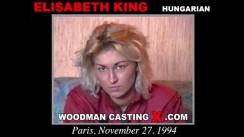 Casting of ELISABETH KING video