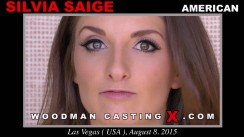 Casting of SILVIA SAIGE video