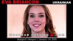 Casting of EVA BRIANCON video