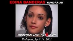 Casting of EDINA BANDERAS video