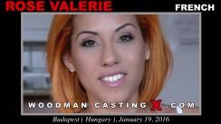 Casting of ROSE VALERIE video
