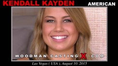 Casting of KENDALL KAYDEN video