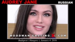 Casting of AUDREY JANE video