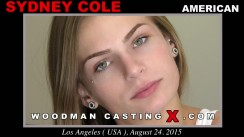 Casting of SYDNEY COLE video