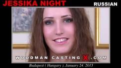 Casting of JESSIKA NIGHT video