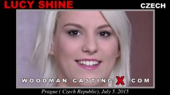 Casting of LUCY SHINE video