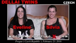 Casting of EVELINE DELLAI video